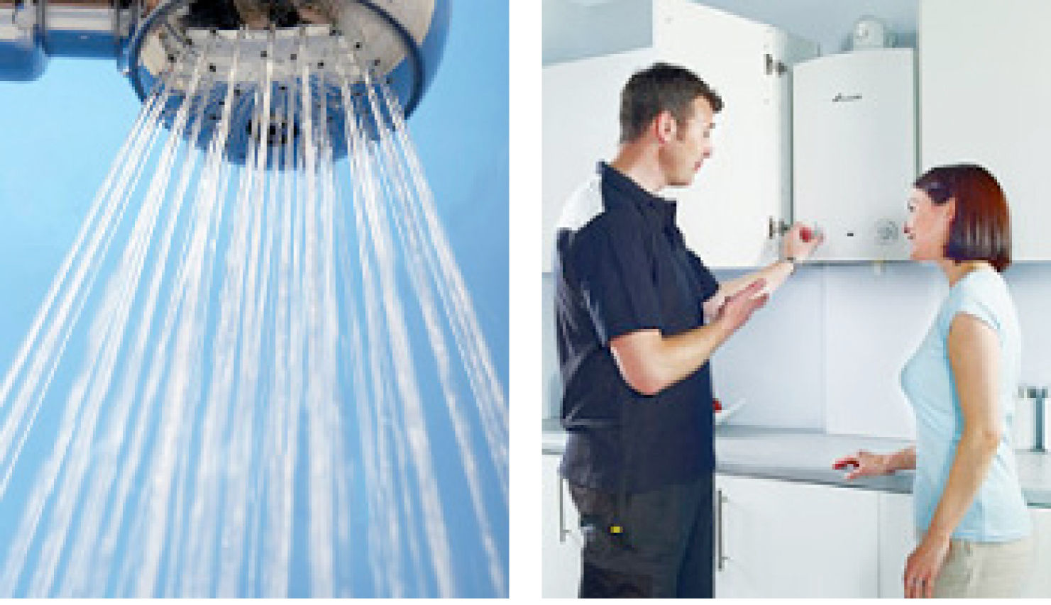 Shower Fitting Services Milton Keynes